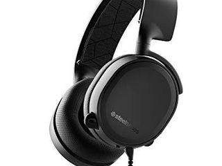 SteelSeries Arctis 3 Console   Stereo Wired Gaming Headset for PlayStation 5 4  Xbox Series X S  Nintendo Switch  VR  Android and iOS