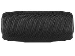 ilive Audio Waterproof Fabric Wireless Speaker  IPX5    Black  ISBW348B