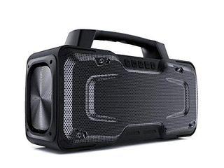 Bluetooth Speaker  BUGANI M118 Portable Bluetooth Speakers  50W louder Volume and Enhanced Bass Wireless Bluetooth Speakers 5 0  Power Bank Suitable for Party Outdoor Bluetooth Speaker