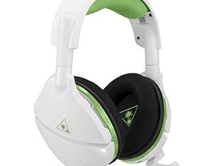 Turtle Beach Stealth 600 White Wireless Surround Sound Gaming Headset for Xbox One   Xbox One