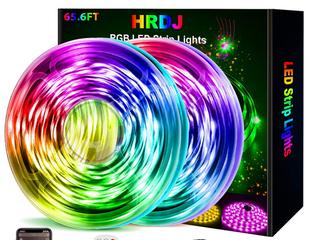 HRDJ 4Pcs lED Strip light