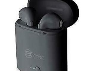 Bytech BCAUBE114BK Wireless Bluetooth Earbuds   Black