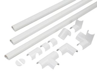 Commercial Electric 1 2 Round Cord Channel Kit