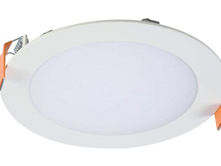 Halo HlBSl 6 in  Color Selectable New Construction or Remodel Canless Recessed Integrated lED Kit