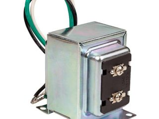 Hampton Bay 16VAC 30VA Transformer Compatible with All Video Door Bells