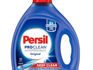Persil Proclean Original liquid Detergant 82 5 fl oz