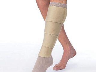 FarrowWrap 4000 legpiece  BSN FarrowMed  Compression leg Wrap  Reg large  Tan