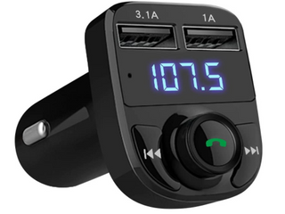 Bluetooth FM Transmitter HTC Android