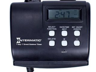 Intermatic HB880R 15 Amp Seven Day Outdoor Digital Timer