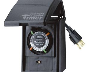 Intermatic HB11K 15 Amp Heavy Duty Outdoor Timer