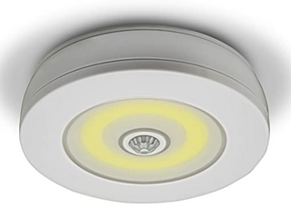 lite Ultra motion activated ceiling wall light wireless remote control brightness free light settings motion activated great for garage shed closet Pantry bathroom attic