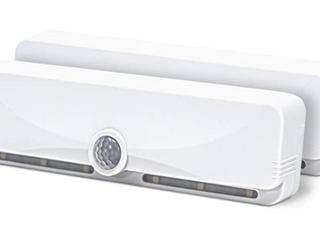 New Sensor Brite Slim Beam Wireless Motion Sensor lED light 2 Pack As Seen On TV