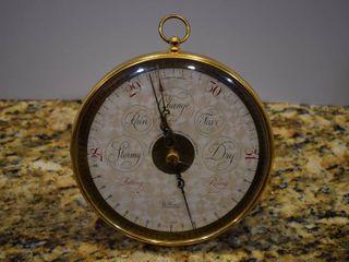 Wittnauer Barometer