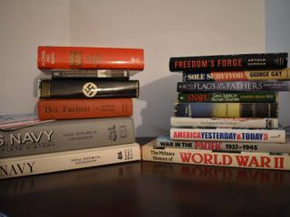 large lot of Assorted WWII Books