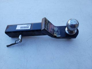 Master lock 2  Ball and Mount Towing Kit   6 000 lb  Weight limit