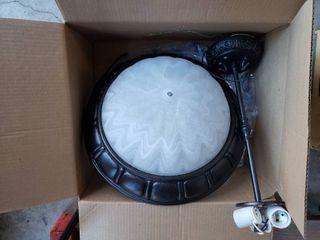 Unused Ceiling lamp With Parts   Fixture   16  Wide