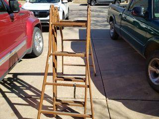 Versaladder Heavy Duty Adjustable ladder   Adjusts up to 12  Tall
