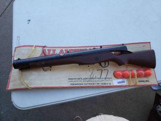 Kusan Inc  All American lightweight Ball Rifle Set
