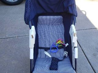 Cosco Baby Stroller with Storage Basket