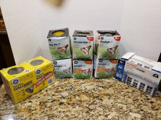 lot of New Assorted Outdoor lights