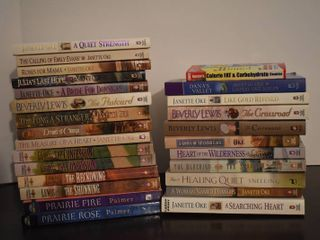 large lot of Assorted Historical Fiction Books   More