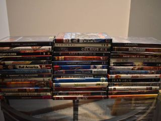 large lot of Assorted Fiction   Nonfiction Movies on DVD