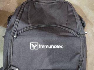 Immunotec Backpack   Black