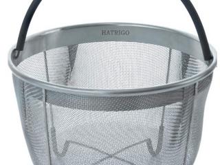 Prepmen 6 QT Steamed Basket   works with Instant Pots