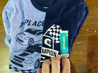 GARANIMAlS 5T NP5 long Sleeve Shirt 1st Place