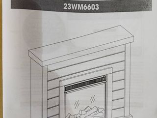 Twin Star Home Fire Place Insert