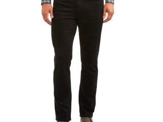 32Wx32lGeorge Men s Premium 5 Pocket Twill Pants