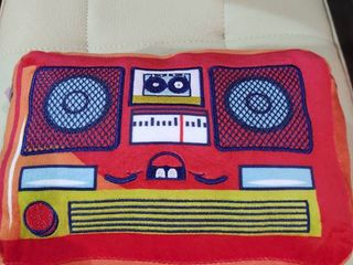 Subway Surfers Street Jammers Boomy Boombox  Red Plush  Sound Effects music