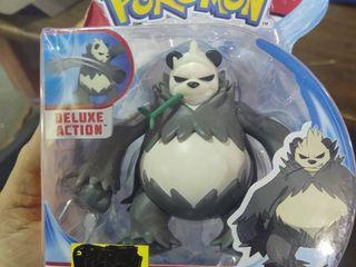 Pokemon Battle Feature Figure Pack Pangoro 4 5  Figure Character