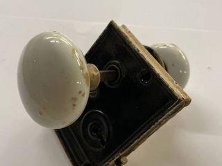 Antique lock Set