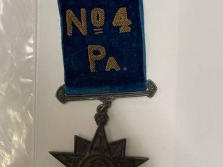 Antique Mystery Medal