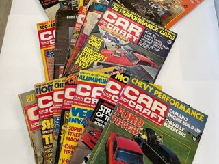 17  late 1970 s Early 1980 s Car Craft Magazines