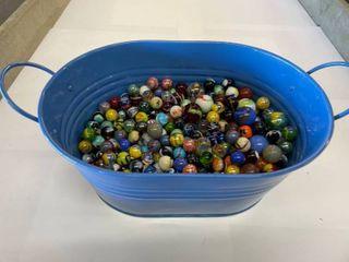 Bucket of Marbles