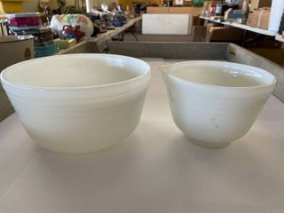 2  Mixing Bowls for Stand Mixers