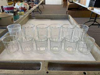 12  luminarc Glasses set