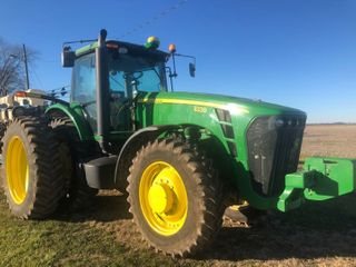 LARGE MULTI-FARMER ABSOLUTE AUCTION