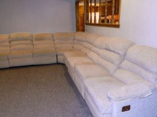 lane 4 Piece Sectional w Recliners