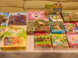 Children s Puzzle Assortment   19