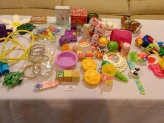 Toy Assortment  Happy Meal
