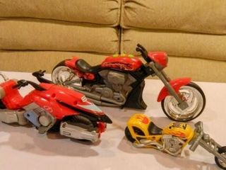 Motorcycle Toys   3
