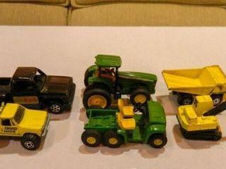 John Deere Toys  Trucks  Backhoe