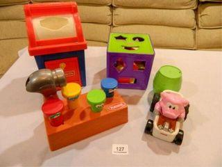 Playskool Toys   5