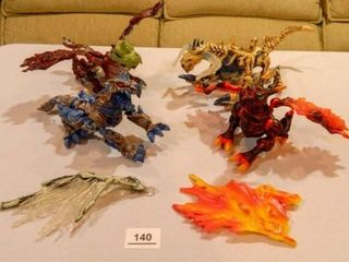 Dinosaur Dragon Jointed Toys   4