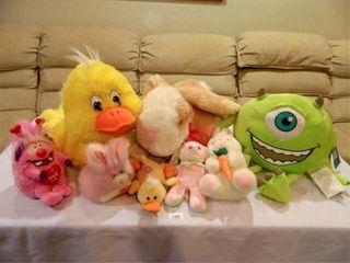 Plush Easter Assortment   6