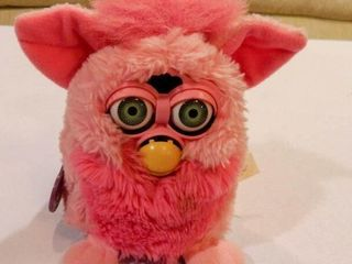 Original Furby  c 1999  Original Tag