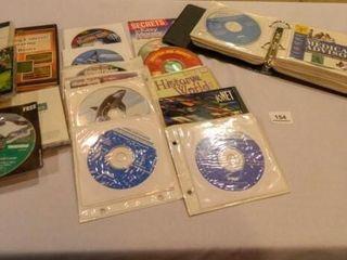Computer CD s 40